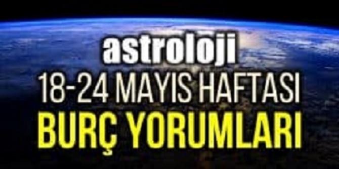 Astrolog Aslı Uzunla 18-24 Mayıs Haftası Burç Yorumları