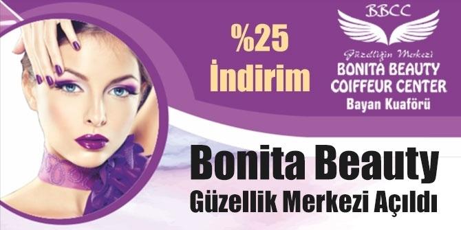 Bonita Beauty Güzellik Salonu Açıldı