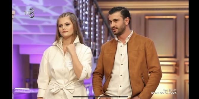 TV 8'DE ACUN ILICALI'DAN ÇOK GÖRÜNÜYORUM