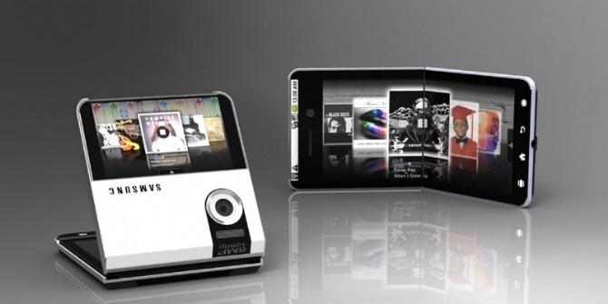 Samsung Galaxy X Geliyor