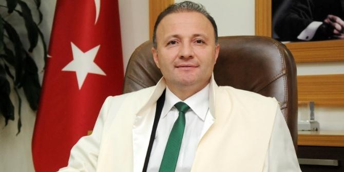 AÜ Rektörü Mustafa Ünal'dan Geri Adım