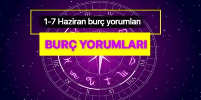 Astrolog Aslı Uzun'la 1-7 Haziran Burç Yorumları