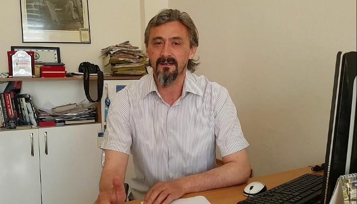 Gazeteci Temel Irmak: