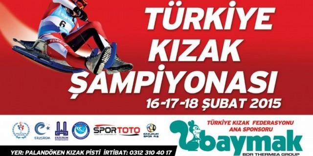 Kızak Şampiyonasının Adresi Erzurum