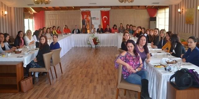 Ka.Der Antalya Siyasete Ara Vermiyor